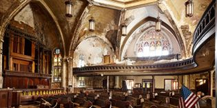 Detroit's Stunning Architectural Ruins, And Why Documenting Its Faded Glory Matters