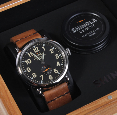"Shinola Featured In Aol's ""This Built America"""