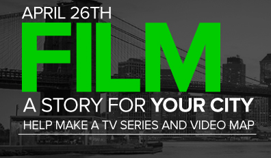 24-hour Urban Film Collaboration to Capture the Future of American Cities on April 26