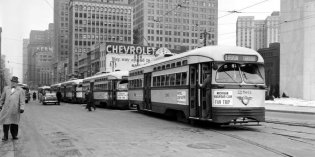 Detroit Transportation in the 50's