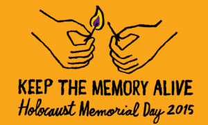 Jan 27th – International Holocaust Remembrance Day