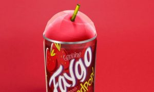 Directions to a Faygo Redpop Slurpee Drink