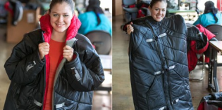 Detroit Nonprofit Hires Homeless to Make Coats/sleeping Bags