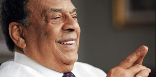 Dr. Andrew Young Comes to Motown