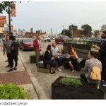 Reclaiming a Detroit Road, One Parking Space at a Time