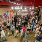 Detroit art space opens with punchy pop of colour