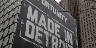 Hope Is a Traffic Jam as Detroit Shakes Off Record Bankruptcy