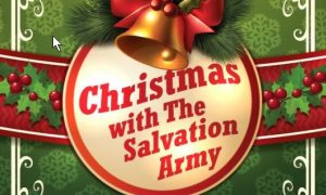 The Salvation Army to Offer Christmas Assistance