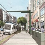 'Rocketrail' is possible name for Detroit's M-1 rail