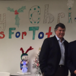 BROTHER INTERNATIONAL DONATES HUNDREDS OF GIFTS TO TOYS FOR TOTS' DETROIT EFFORT