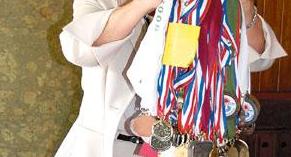 The Sense of Success – Marika Vorosmarty-Blumerick, 71 Shelby Township, Michigan