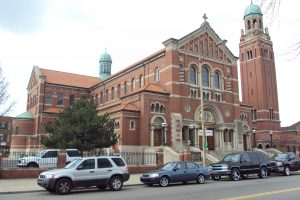 Mass Mob at Most Holy Redeemer in Detroit welcomes all