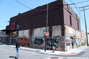 City of Detroit removing graffiti from hundreds of tagged buildings