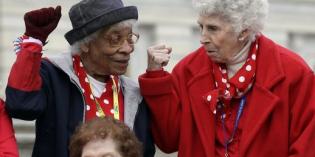 'Original Rosies' honored in Washington