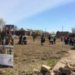 Vacant lots turned into outdoor education center for Detroit neighborhood