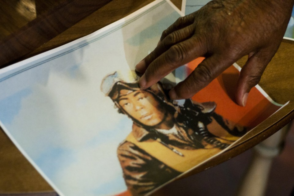 Tuskegee Airman, 94, awarded Bronze Star at Detroit NAACP dinner