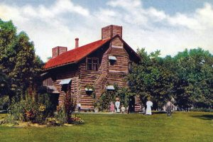 A log cabin in Detroit? The history of the historic retreat in Palmer Park