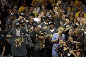 Through Dan Gilbert, Detroit gets its moment in Cleveland's NBA championship