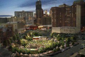DTE Energy to unveil plans for new Detroit park