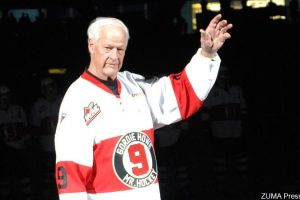 Public service Tuesday for Gordie Howe in Detroit