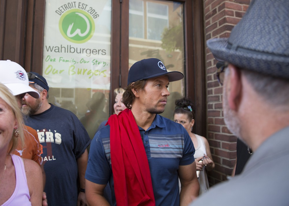Mark Wahlberg to open first Michigan Wahlburgers in Greektown