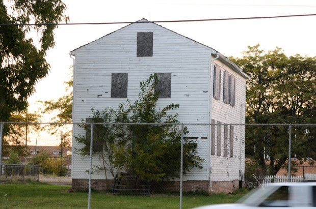 President Grant's Detroit home still at fairgrounds; plans remain to move it