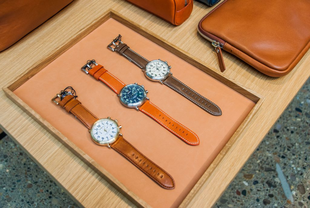 How a luxury watch and bicycle company became part of Detroit's revitalization