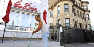Revival of Detroit's Cass Corridor crowds out criminals