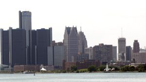Detroit Teeters On Edge Of Bankruptcy