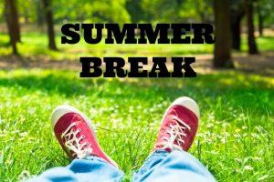 FIRST AT FOUR – SUMMER BREAK