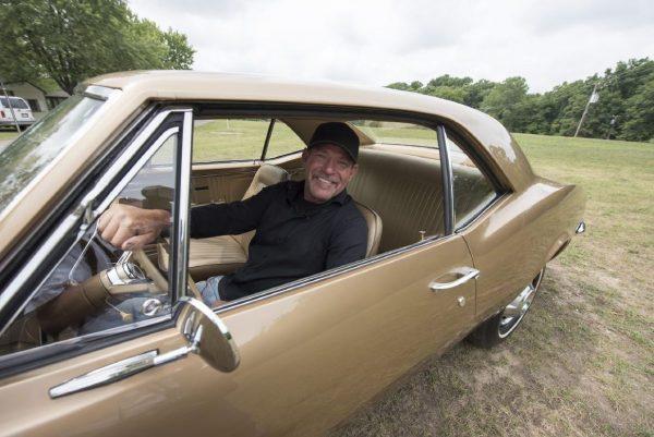 First Chevrolet Camaro added to historic list in Birmingham