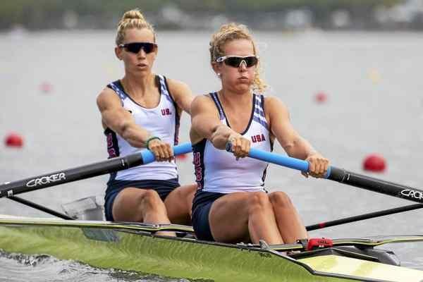 Royal Oak Olympic rower Grace Luczak finding success in Rio
