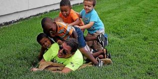 Pontiac students experience first Field Day