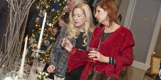 Downtown Rochester Festival of Trees Cocktail Preview