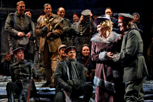 Michigan Opera Theatre to Present Silent Night Based on Christmas Truce of World War I
