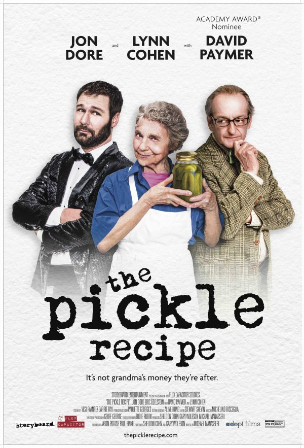 Detroit-based and Filmed Comedy, THE PICKLE RECIPE, Showing at The Maple Theater!