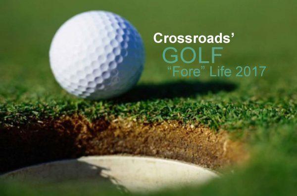 "Crossroads' Golf ""Fore"" Life"