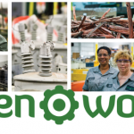 Goodwill Industries of Greater Detroit's Green Works Teams up with Detroit Dirt to Regenerate Waste into Resources