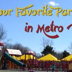 10 Metro Detroit Parks We LOVE! – From Metro Detroit Mommy