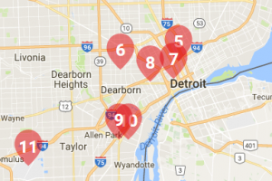11 Unexpected Spots for Tasty Food in Metro Detroit
