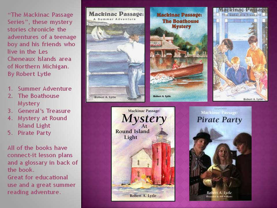Mackinac Passage Series with Summer Adventures