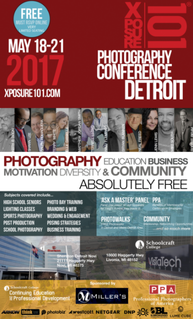 Xposure 101 hosts free photography conference in Detroit