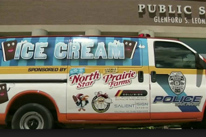 Oak Park police department gets its own ice cream truck