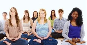 Free Meditation Class at the Pontiac Library