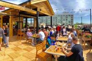 13 Fresh Metro Detroit Patios to Check Out This Summer