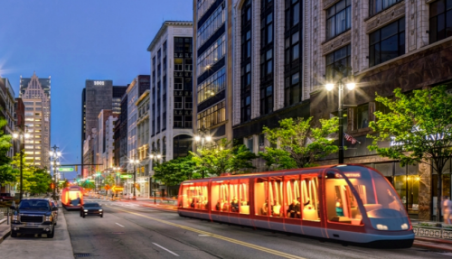 QLINE free through Labor Day, thanks to Kresge Foundation