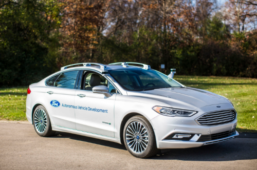Ford gathers street-smarts to guide cars of future