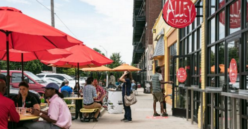 Alley Taco's New, Bigger Willis Street Restaurant Arrives This Week – Eater Detroit