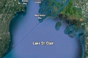 Macomb County promotes its 'great lake'