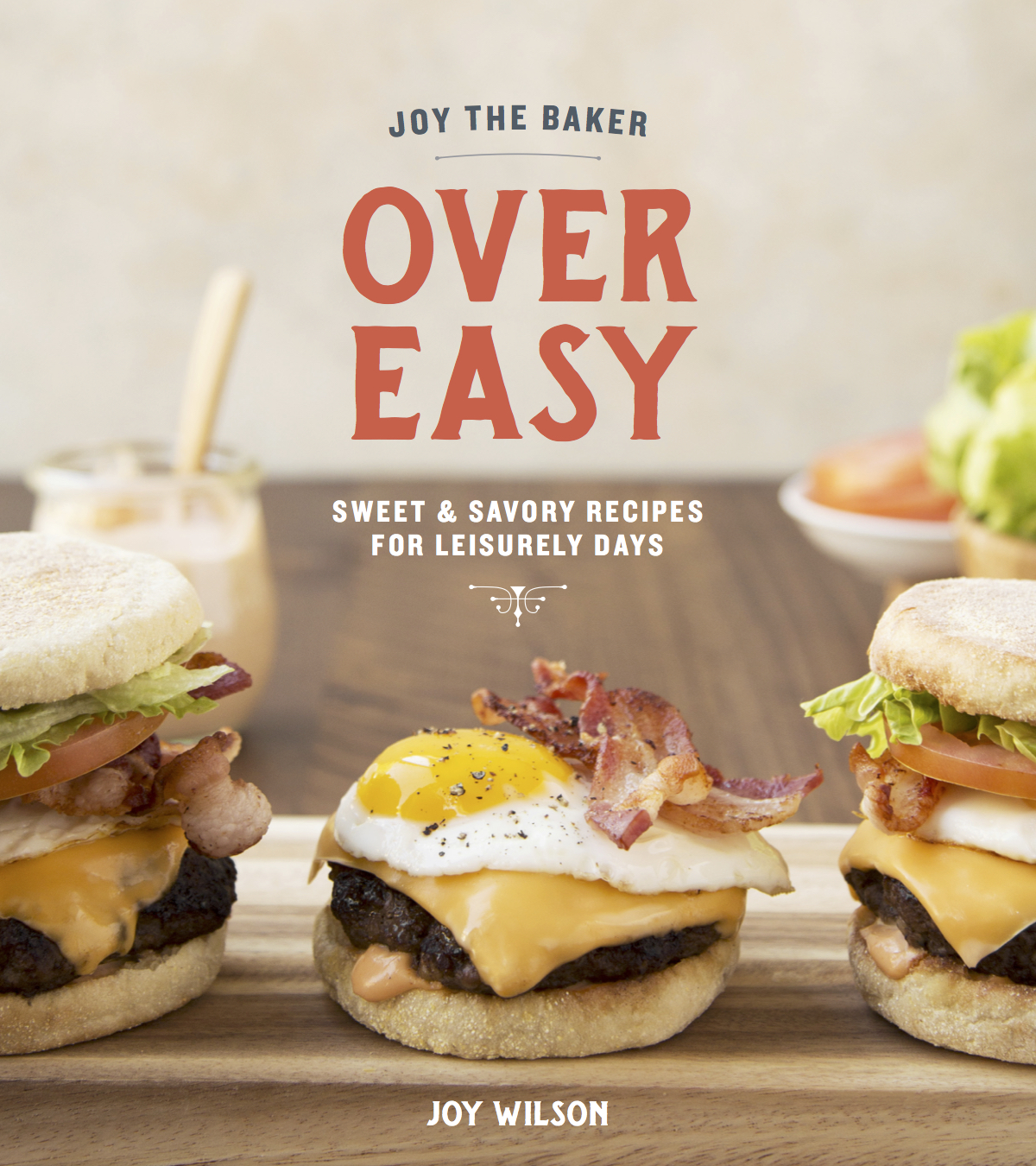 Joy the Baker Celebrates Release of Over Easy with a Q&A and Book Signing at Pages Bookshop